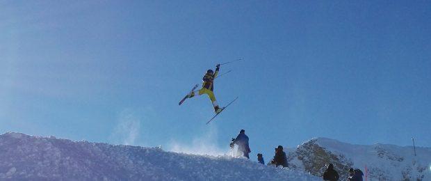 Skispringer, Trickski